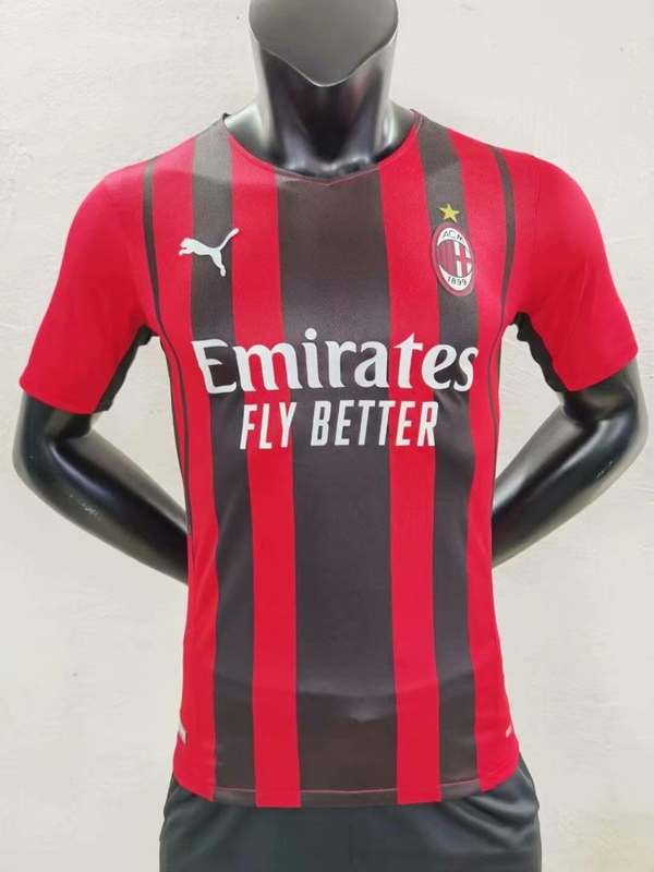 AAA Quality AC Milan 21/22 Third Soccer Jersey(Player)