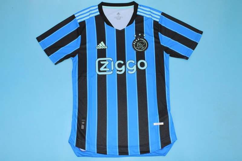 AAA Quality Ajax 21/22 Away Soccer Jersey(Player)