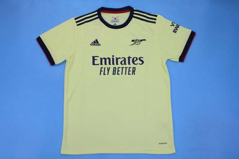 AAA Quality Arsenal 21/22 Away Soccer Jersey