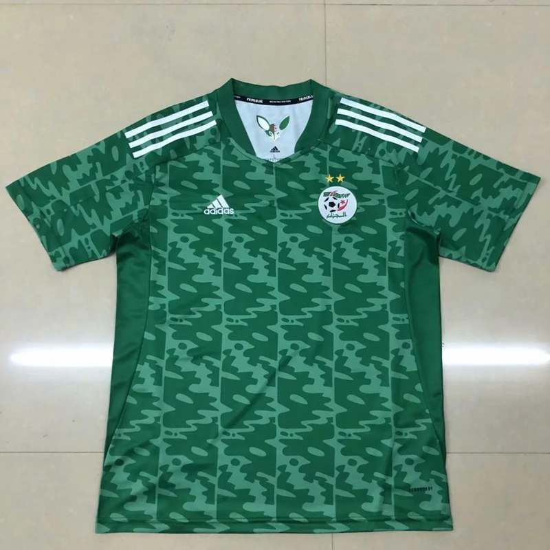 AAA Quality Algeria 2020 Away Soccer Jersey