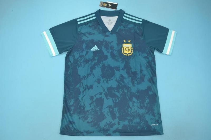 AAA Quality Argentina 2019/20 Away Soccer Jersey