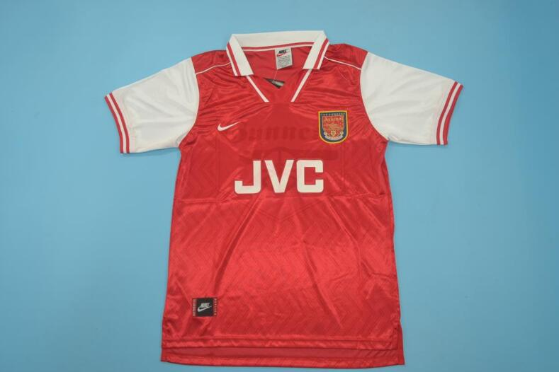 AAA Quality Arsenal 1996/97 Home Retro Soccer Jersey