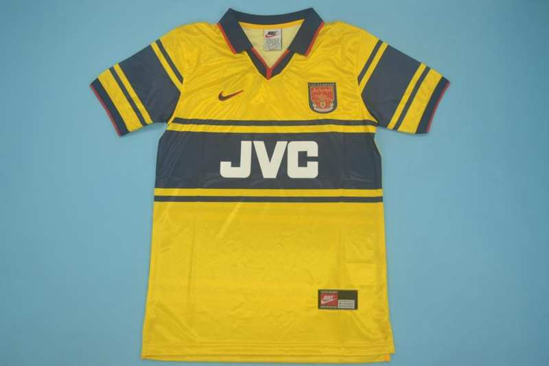 AAA Quality Arsenal 1997/99 Away Retro Soccer Jersey