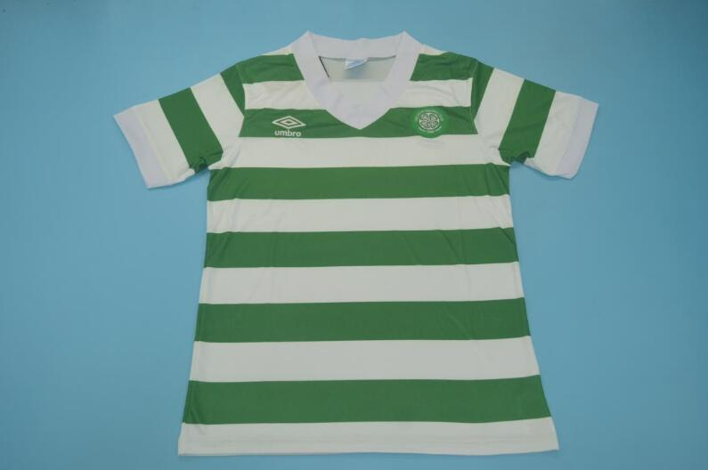 AAA Quality Celtic 1980/82 Retro Home Soccer Jersey