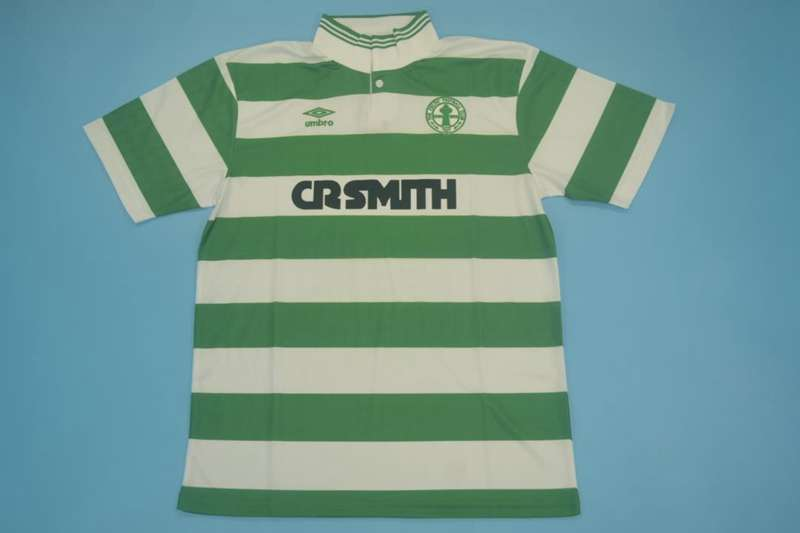 AAA Quality Celtic 1987/89 Retro Home Soccer Jersey