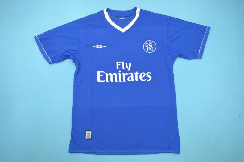 AAA Quality Chelsea 03/05 Home Retro Soccer Jersey