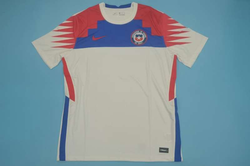 AAA Quality Chile 2020 Away Soccer Jersey