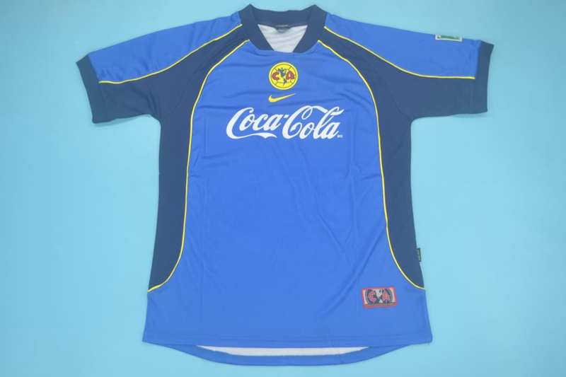 AAA Quality Club America 2001/02 Away Soccer Jersey