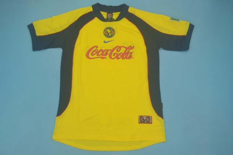 AAA Quality Club America 2001/01 Home Soccer Jersey
