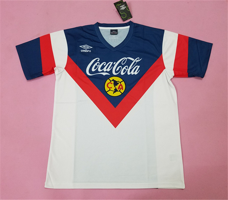 AAA Quality Club America 1993/94 Away Soccer Jersey