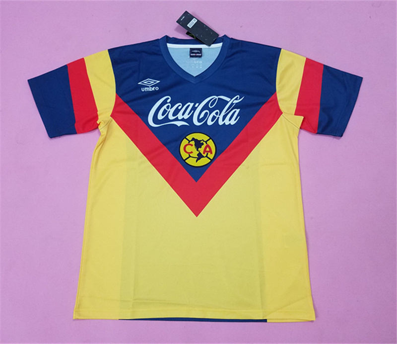 AAA Quality Club America 1993/94 Home Soccer Jersey