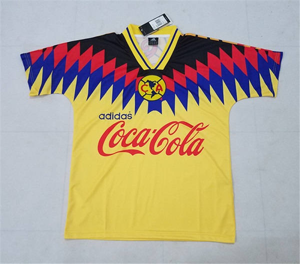 AAA Quality Club America 1994/95 Home Soccer Jersey