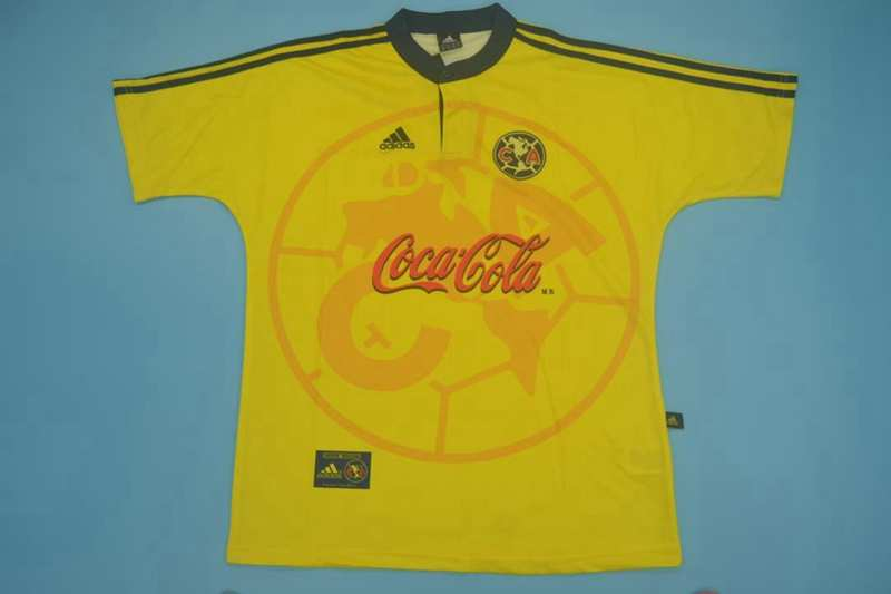 AAA Quality Club America 1996/97 Home Soccer Jersey