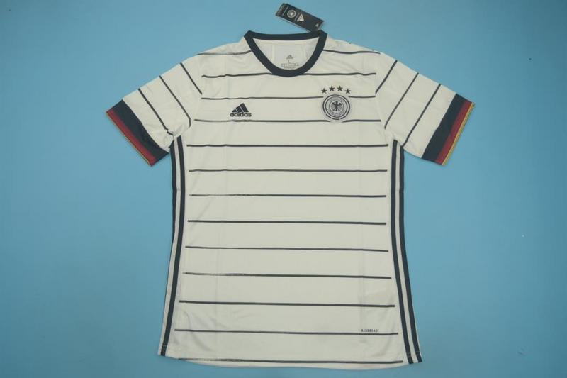 AAA Quality Germany 2020 EURO Home Soccer Jersey