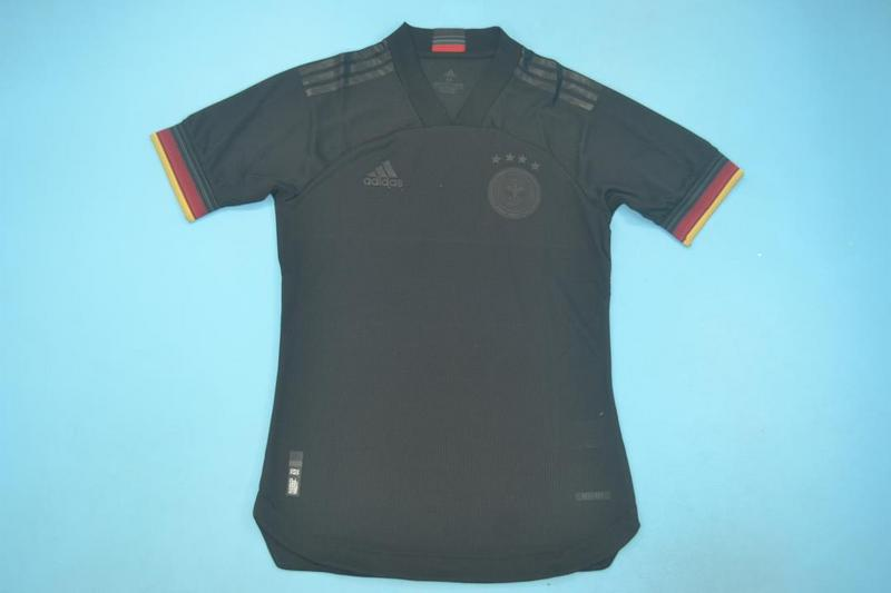 AAA Quality Germany 2020 EURO Away Soccer Jersey(Player)