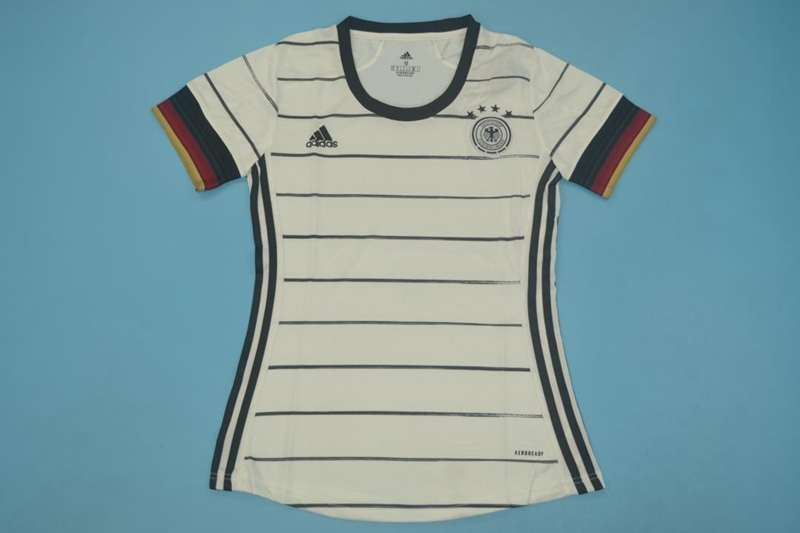 AAA Quality Germany 2020 EURO Home Women Soccer Jersey