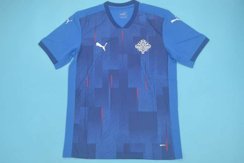 AAA Quality Iceland 2020 Home Soccer Jersey