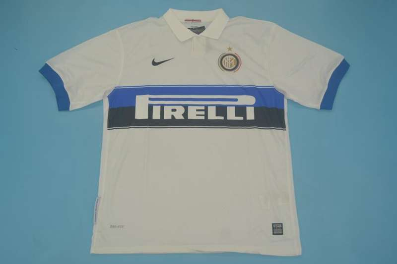 AAA Quality Inter Milan 2009/2010 Away Retro Soccer Jersey