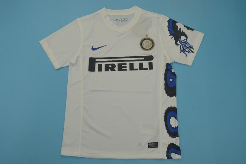 AAA Quality Inter Milan 2010/2011 Away Retro Soccer Jersey
