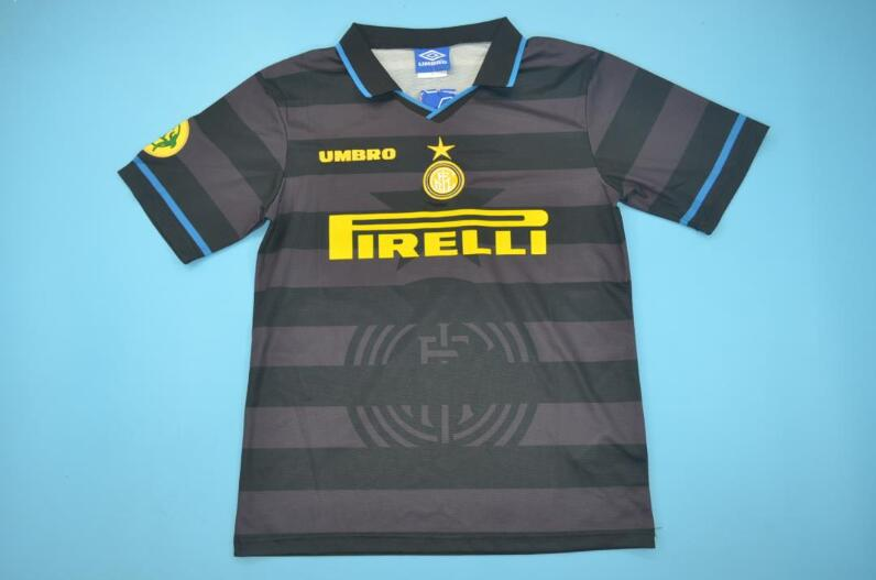 AAA Quality Inter Milan 1997/98 Third Retro Soccer Jersey