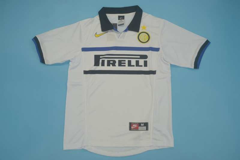 AAA Quality Inter Milan 1998/99 Away Retro Soccer Jersey