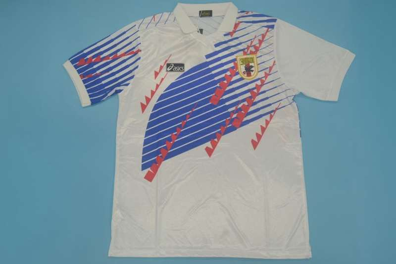 AAA Quality Japan 1994 Away Retro Soccer Jersey