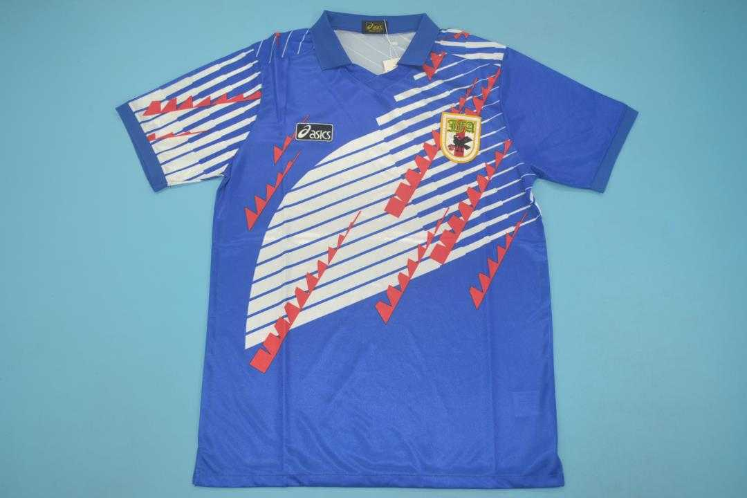 AAA Quality Japan 1994 Home Retro Soccer Jersey