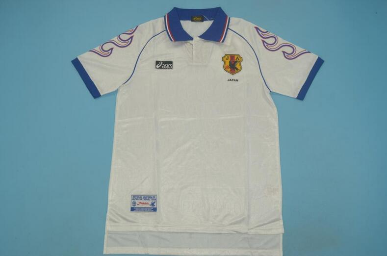 AAA Quality Japan 1998 Away Retro Soccer Jersey