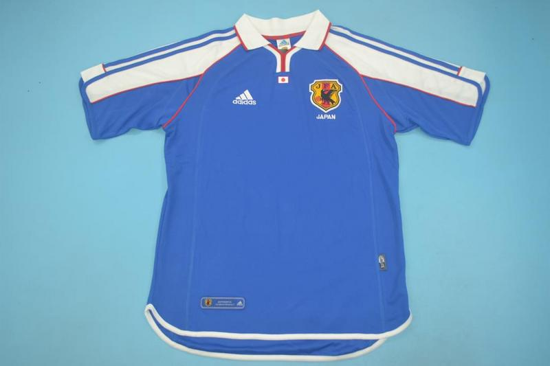 AAA Quality Japan 2000 Home Retro Soccer Jersey