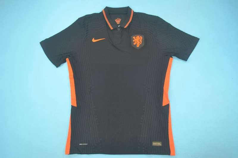 AAA Quality Netherlands 2020 EURO Away Soccer Jersey(Player)