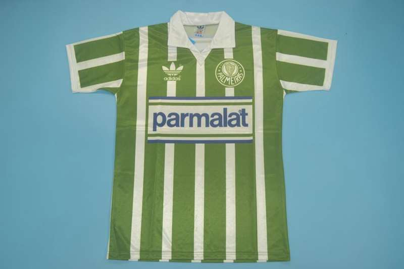 AAA Quality Palmeiras 92/93 Retro Home Soccer Jersey