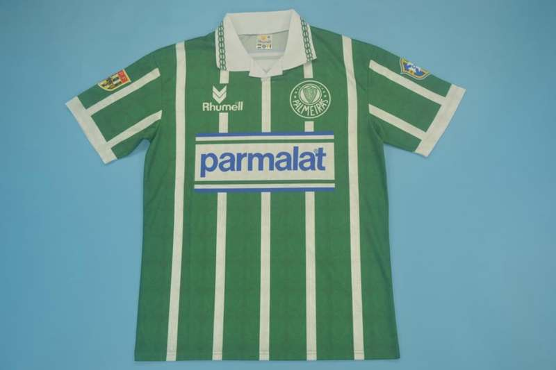 AAA Quality Palmeiras 93/94 Retro Home Soccer Jersey