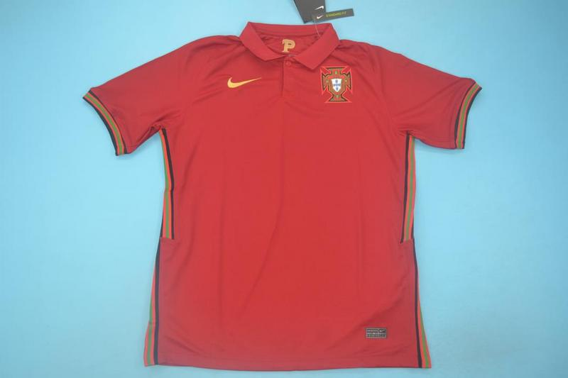 AAA Quality Portugal 2020 EURO Home Soccer Jersey