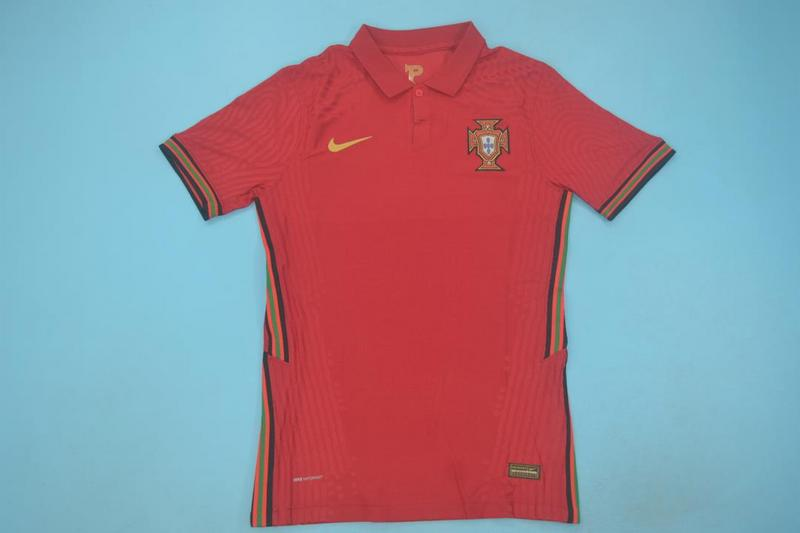 AAA Quality Portugal 2020 EURO Home Soccer Jersey(Player)