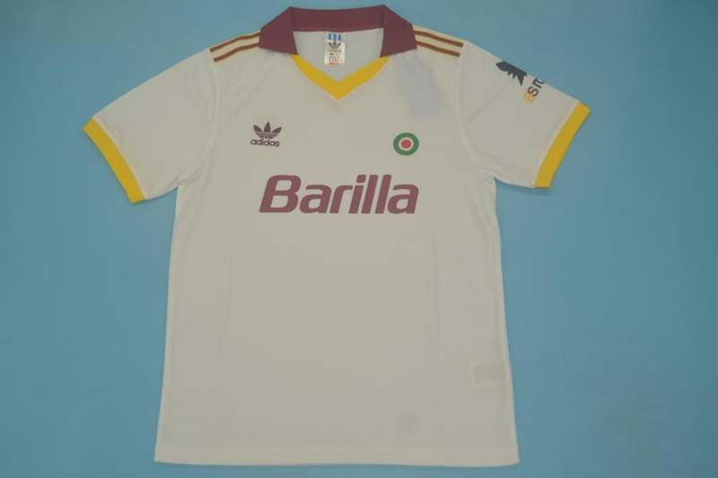 AAA Quality AS Roma 1991/92 Away Retro Soccer Jersey