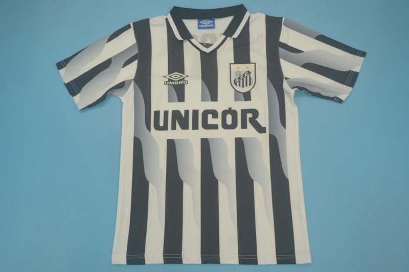 AAA Quality Santos 1998 Retro Away Soccer Jersey