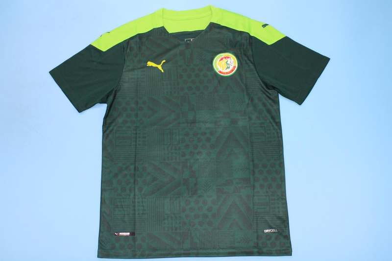 AAA Quality Senegal 2020 Away Soccer Jersey
