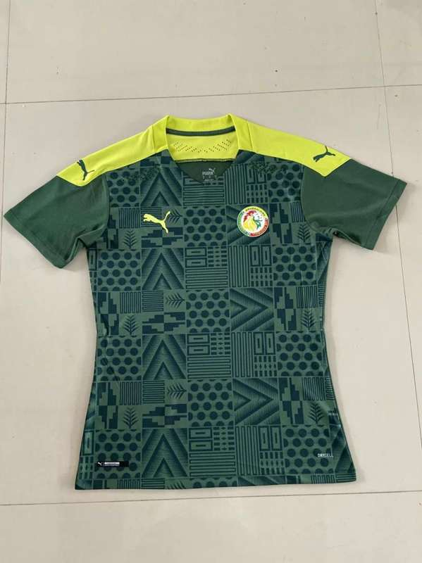 AAA Quality Senegal 2020 Away Soccer Jersey(Player)