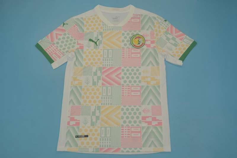 AAA Quality Senegal 2020 Home Soccer Jersey